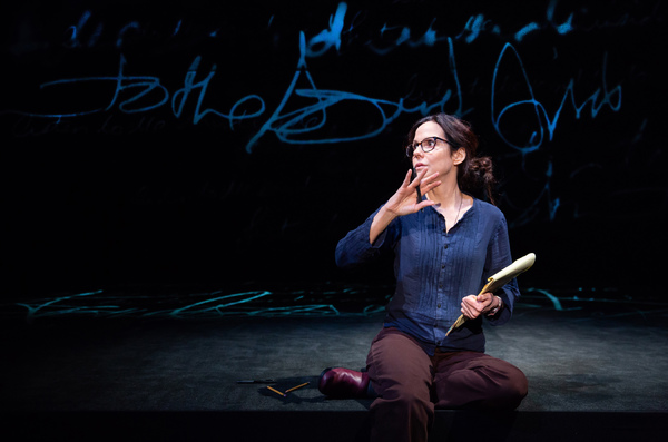 Photo Flash: First Look at Mary-Louise Parker and Will Hochman in THE SOUND INSIDE